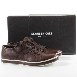 Kenneth Cole Men's Right On Cue Leather Shoes 8.5